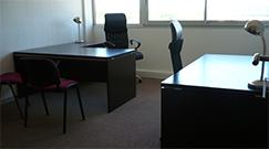Location de bureaux à l'année